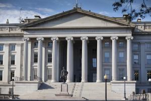 The Treasury Department, Washington DC