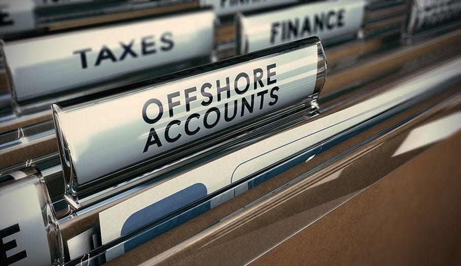 offshore account